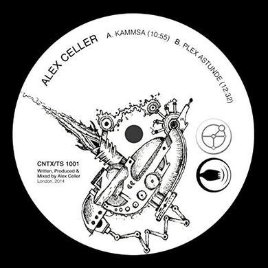 Alex Celler KAMMSA / PLEX ASTUNDE Vinyl Record