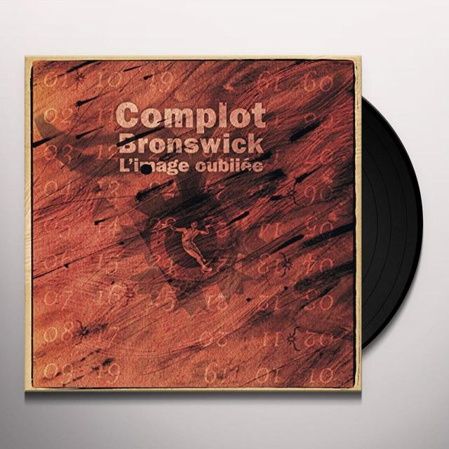Complot Bronswick L IMAGE OUBLIEE Vinyl Record