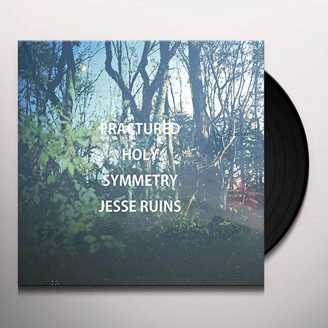 Jesse Ruins FRACTURED HOLY SYMMETRY Vinyl Record
