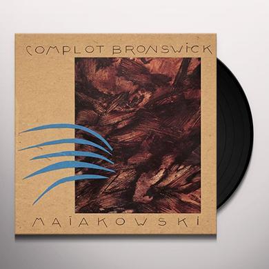 Complot Bronswick MAIAKOWSKI Vinyl Record