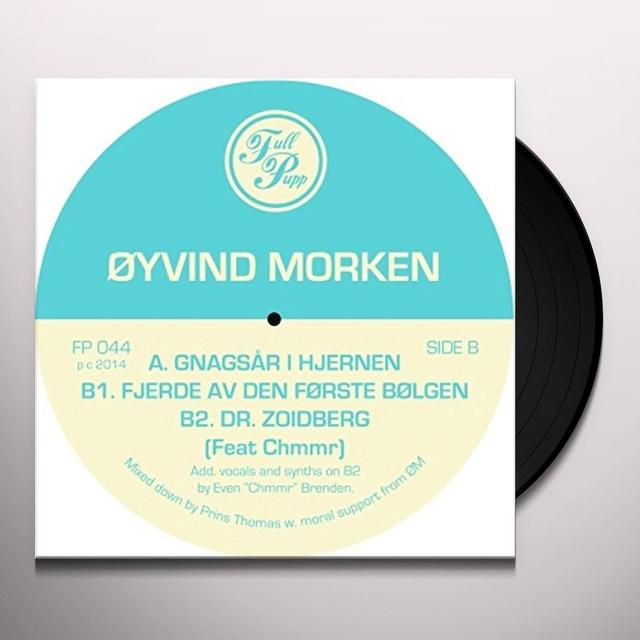 Oyvind Morken GNAGSAR I HJERNEN Vinyl Record