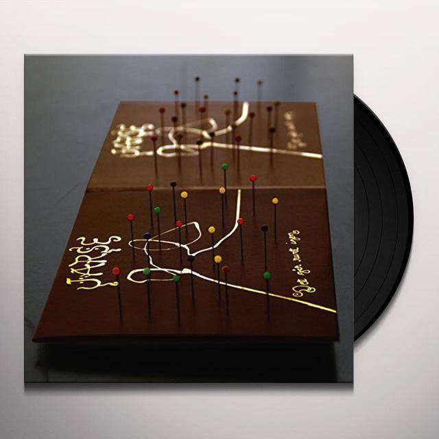 Jarse DET GAR RUNT IGEN Vinyl Record