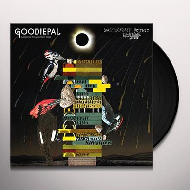 Goodiepal BATTLEFLEET GOTHIC: LIVE IN ROSKILDE 2000 Vinyl Record - Picture Disc