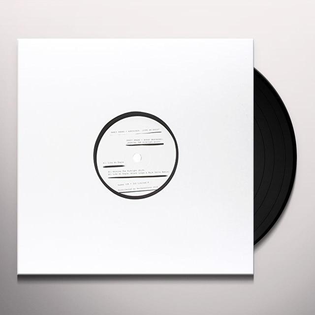 Nancy / Audiojack Whang LIKE AN EAGLE Vinyl Record