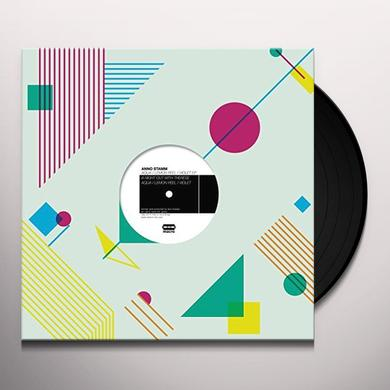 Anno Stamm AQUA / LEMON PEEL / VIOLET Vinyl Record