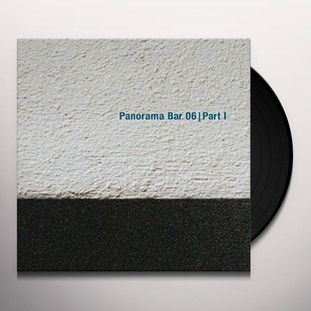 PANORAMA BAR 06: 1 / VARIOUS Vinyl Record