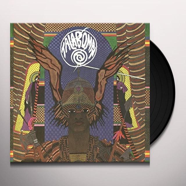 Talaboman SIDERAL Vinyl Record