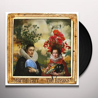 Martin Carr BREAKS Vinyl Record
