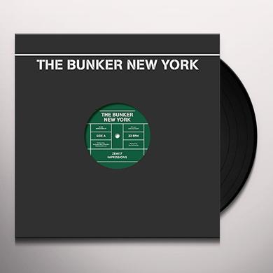 Zemi17 IMPRESSIONS Vinyl Record