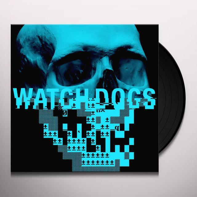 Brian (Blk) (Ogv) Reitzell WATCH DOGS / O.S.T. Vinyl Record - Black Vinyl, 180 Gram Pressing