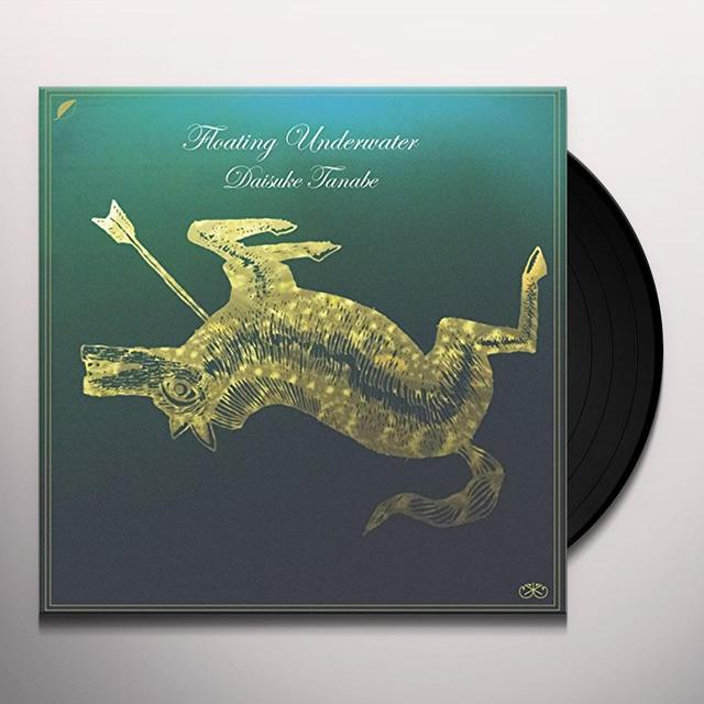 Daisuke Tanabe FLOATING UNDERWATER Vinyl Record - 10 Inch Single