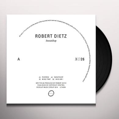Robert Dietz SWEATSHOP Vinyl Record