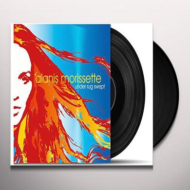 Alanis Morissette UNDER RUG SWEPT Vinyl Record - Holland Import