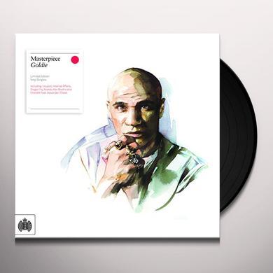 MOS: MASTERPIECE GOLDIE / VARIOUS (UK) MOS: MASTERPIECE GOLDIE / VARIOUS Vinyl Record - UK Import
