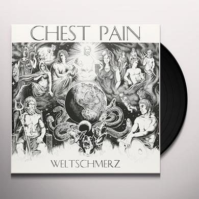 Chest Pain WELTSCHMERZ Vinyl Record
