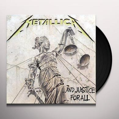 Metallica & JUSTICE FOR ALL Vinyl Record