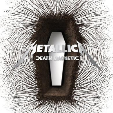 Metallica DEATH MAGNETIC Vinyl Record