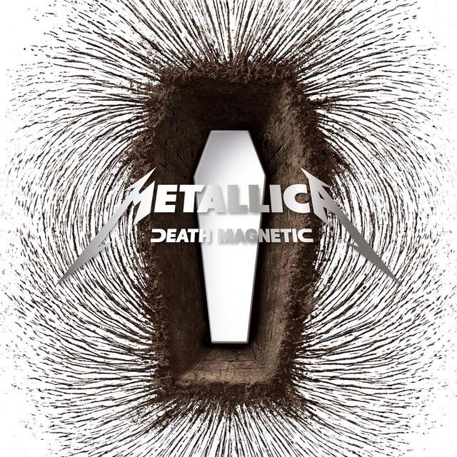 Metallica DEATH MAGNETIC Vinyl Record