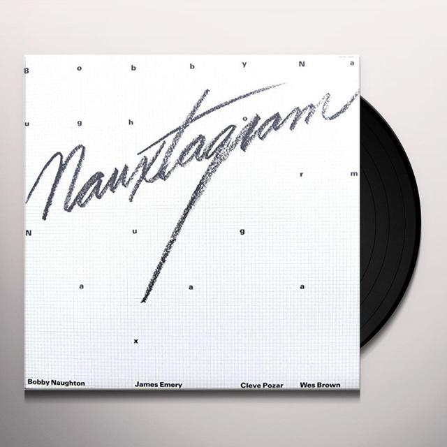 Bobby Naughton NAUXTAGRAM Vinyl Record