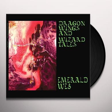 Emerald Web DRAGON WINGS & WIZARD TALES Vinyl Record
