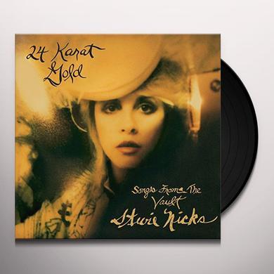 Stevie Nicks 24 KARAT GOLD - SONGS FROM THE VAULT Vinyl Record