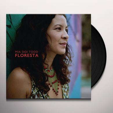 Mia Doi Todd FLORESTA Vinyl Record