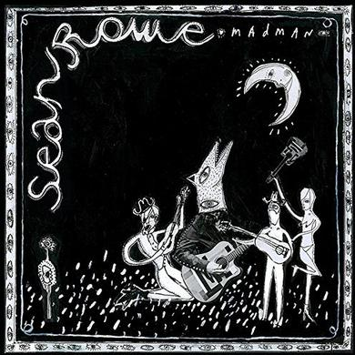 Sean Rowe MADMAN Vinyl Record