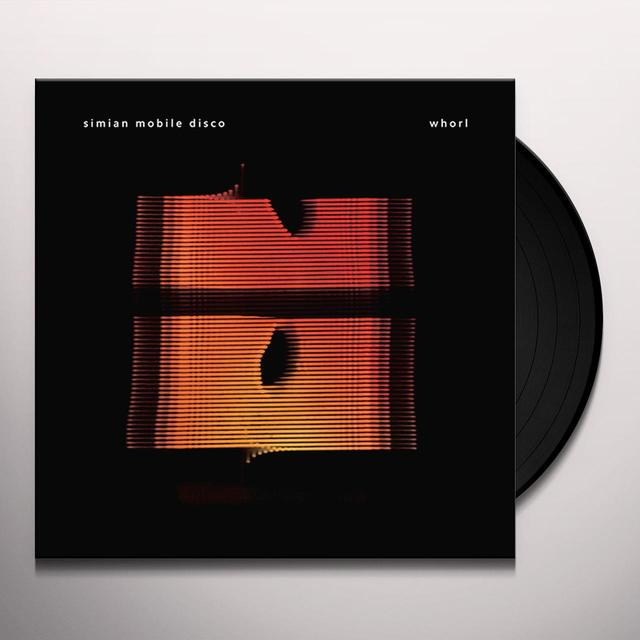 Simian Mobile Disco WHORL Vinyl Record