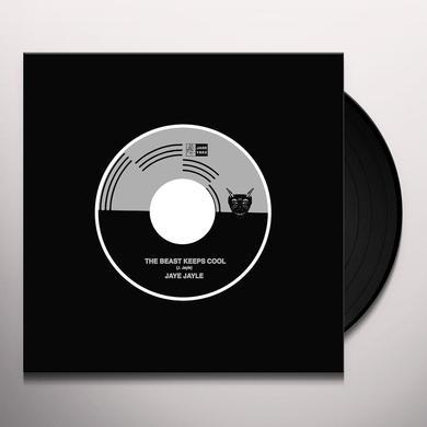 Jaye Jayle BEAST KEEPS COOL Vinyl Record