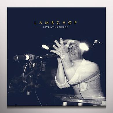 Lambchop LIVE AT XX MERGE Vinyl Record - Clear Vinyl, Digital Download Included