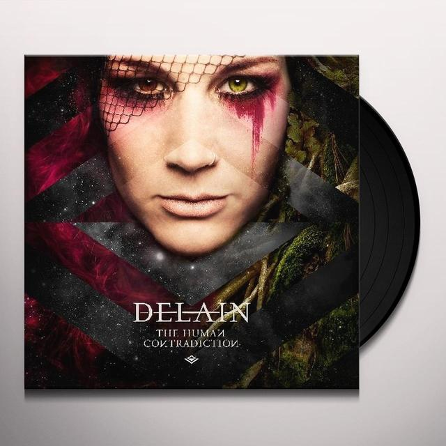 Delain HUMAN CONTRADICTION Vinyl Record