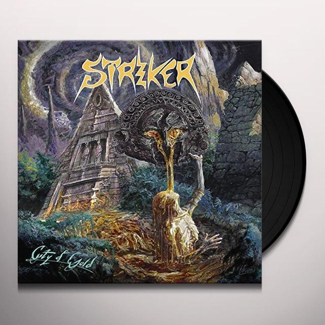 Striker CITY OF GOLD Vinyl Record