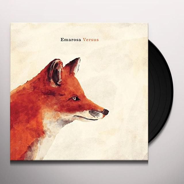 EMAROSA VERSUS (BONUS CD) Vinyl Record