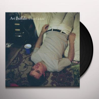 Avi Buffalo AT BEST CUCKOLD Vinyl Record - Digital Download Included