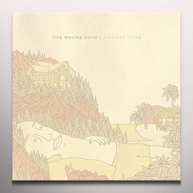 TINY MOVING PARTS PLEASANT LIVING Vinyl Record - Blue Vinyl, Colored Vinyl, Digital Download Included