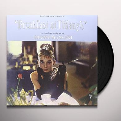 Henry Mancini BREAKFAST AT TIFFANYS Vinyl Record