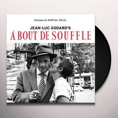 Martial Solal BOUT DE SOUFFLE Vinyl Record