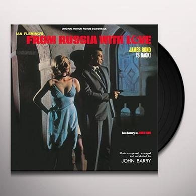 John Barry FROM RUSSIA WITH LOVE Vinyl Record