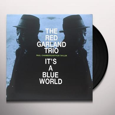 Red Garland ITS A BLUE WORLD Vinyl Record