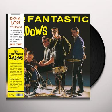 FANTASTIC SHADOWS Vinyl Record - w/CD