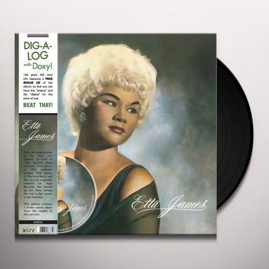 ETTA JAMES Vinyl Record - w/CD