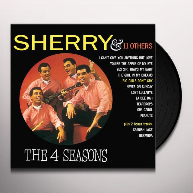 Four Seasons SHERRY & 11 OTHERS Vinyl Record