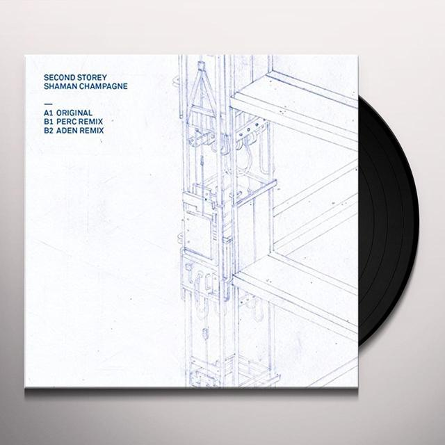 Second Storey SHAMAN CHAMPAGNE Vinyl Record
