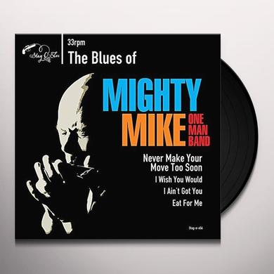 MIGHTY MIKE OMB BLUES OF MIGHTY MIKE Vinyl Record