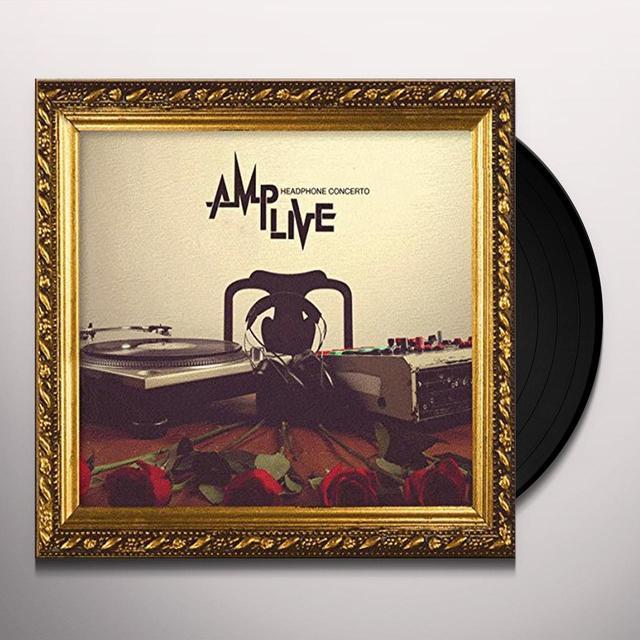 Amp Live HEADPHONE CONCERTO Vinyl Record