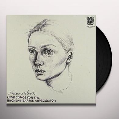 Skinnerbox LOVE SONGS FOR THE BROKEN HEARTED ARPEGGIATOR (EP) Vinyl Record