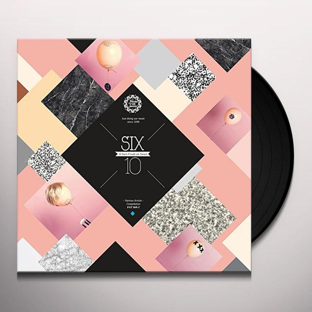 FAT SIX10 COMPILATION 2 / VARIOUS Vinyl Record