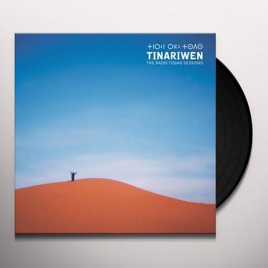 Tinariwen RADIO TISDAS SESSIONS Vinyl Record - Remastered