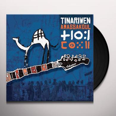 Tinariwen AMASSAKOUL Vinyl Record - Remastered