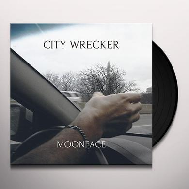 Moonface CITY WRECKER Vinyl Record